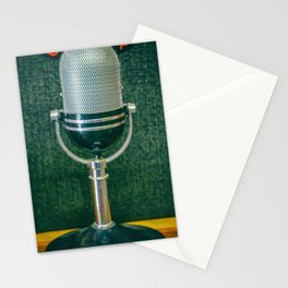 On the Air. Stationery Cards