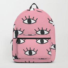 EYE PATTERN Backpack