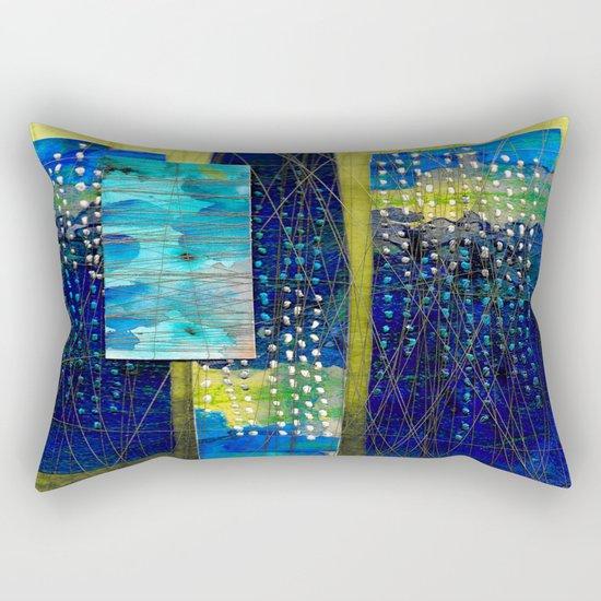 Premonition Rectangular Pillow