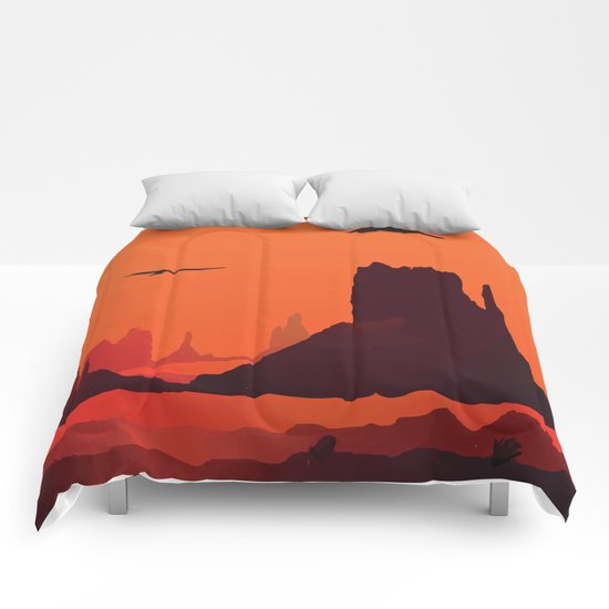 My Nature Collection No. 34 Comforters
