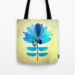 Die Blaue Blume Tote Bag