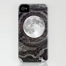 Moon Glow iPhone (4, 4s) Slim Case