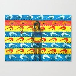 blend Canvas Print