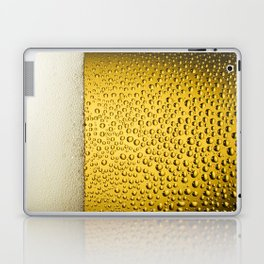 Beer Bubbles 1 Laptop & iPad Skin