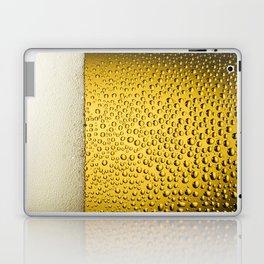Beer Bubbles 1 Laptop & iPad Skin