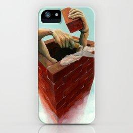 Walls iPhone Case