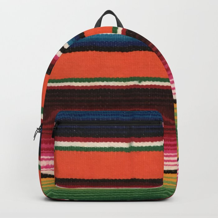 BEAUTIFUL MEXICAN SERAPE Backpack
