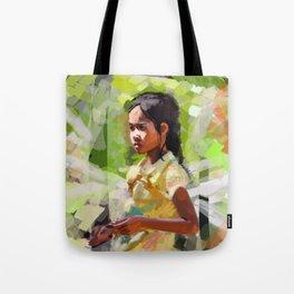 Bright Day Tote Bag