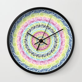 Fairy Tale Exists Wall Clock