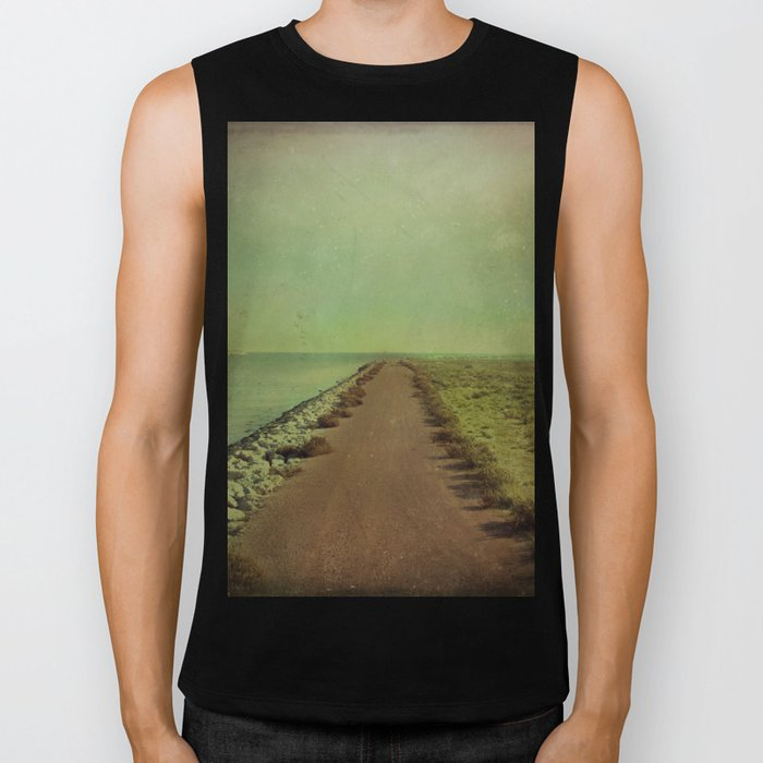 The end of the road Biker Tank