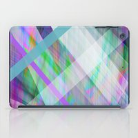 rave iPad Cases featuring Crystal Rave by GS Designs