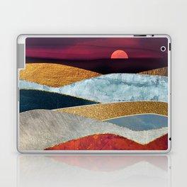 Crimson Sky Laptop & iPad Skin