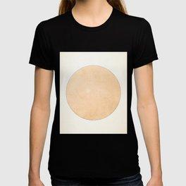 Imperial Beige - Moon Minimalism T-shirt