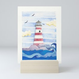 Lighthouse Mini Art Print