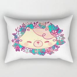 Floral Lulu Rectangular Pillow