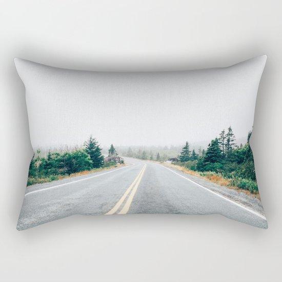 Nature drive Rectangular Pillow