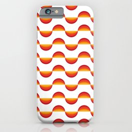 Lau Pattern VIII iPhone Case
