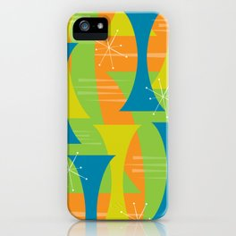 Mod Motion iPhone Case