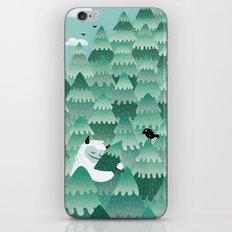 Tree Hugger (Spring & Summer version) iPhone & iPod Skin