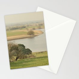 The River Shannon  Stationery Cards