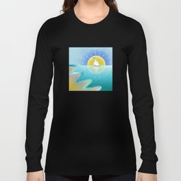 Sunny Sailing Long Sleeve T-shirt