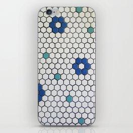Historic Hexagons iPhone Skin