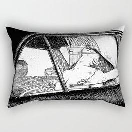 asc 450 - La bonne affaire (A good bargain) Rectangular Pillow