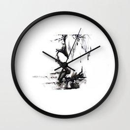 ...Vision... Wall Clock