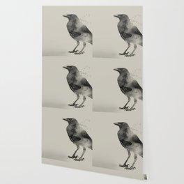 Raven Sky Wallpaper