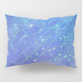Map of the Stars Pillow Sham