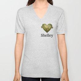 iShelley Unisex V-Neck