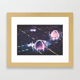 intermission marathon Framed Art Print