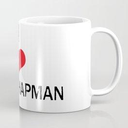 I Heart Piper Chapman Coffee Mug