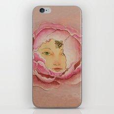 Bloom: Peony iPhone & iPod Skin