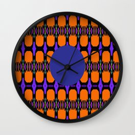 Number1 Wall Clock