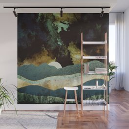 Storm Clouds Wall Mural