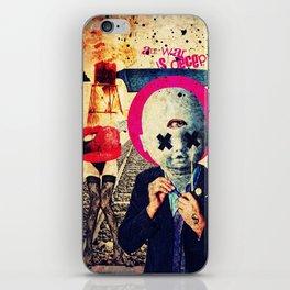 All War Is Deception iPhone Skin