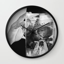 Toxic Love Series - Captivity Wall Clock