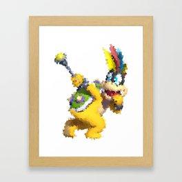 IggyKoopa Framed Art Print