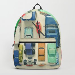 Free Parking Backpack