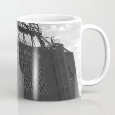 Fenway sign Mug