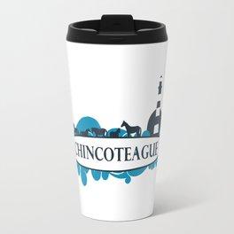 Chincoteague Island - Virgina. Travel Mug