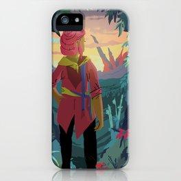 Her World iPhone Case
