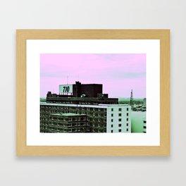 710 Framed Art Print