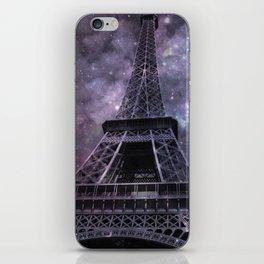 Paris Galaxy iPhone Skin