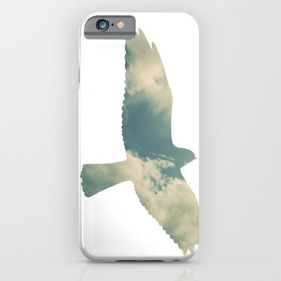 Cloud Bird iPhone & iPod Case
