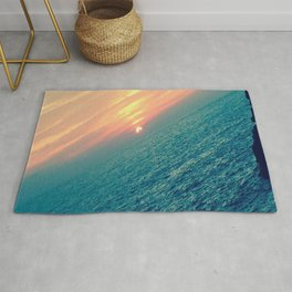 Live strongly,Love yourself Rug