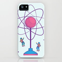 The Science of Play iPhone Case