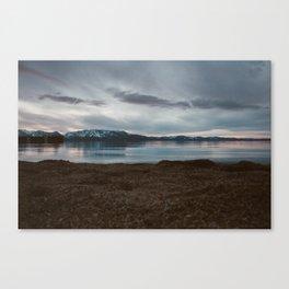 A Lake Named Tahoe Canvas Print