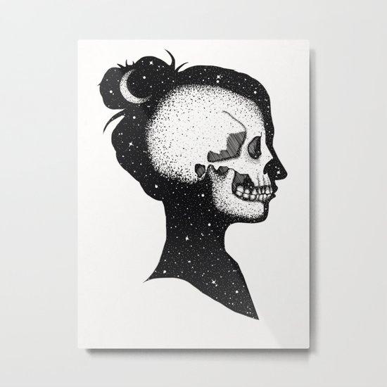 Cloud Walker Metal Print